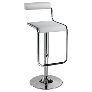 Adjustable Height Swivel Bar Stool Creative Images International