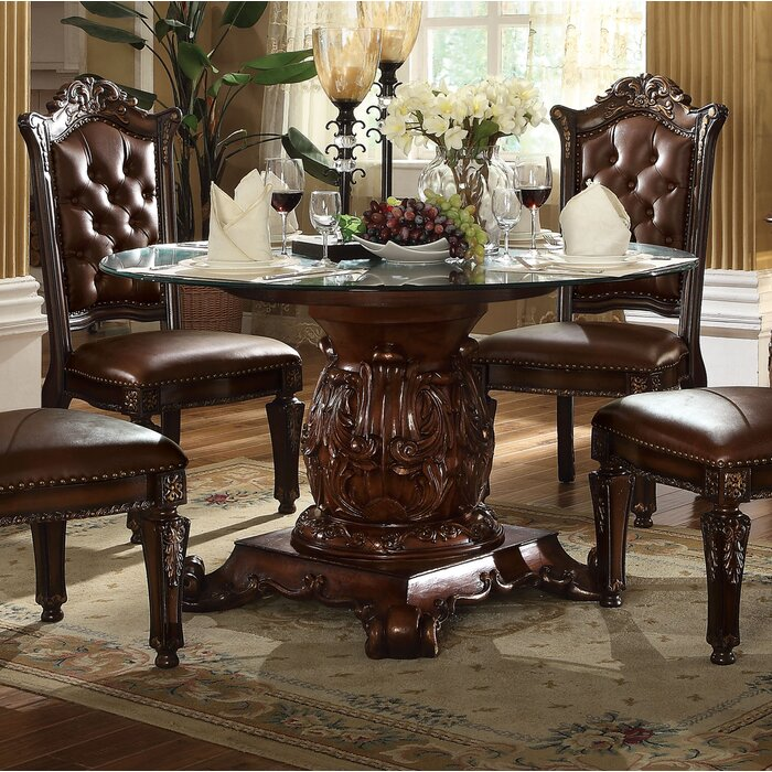 Welles Traditional Dining Table