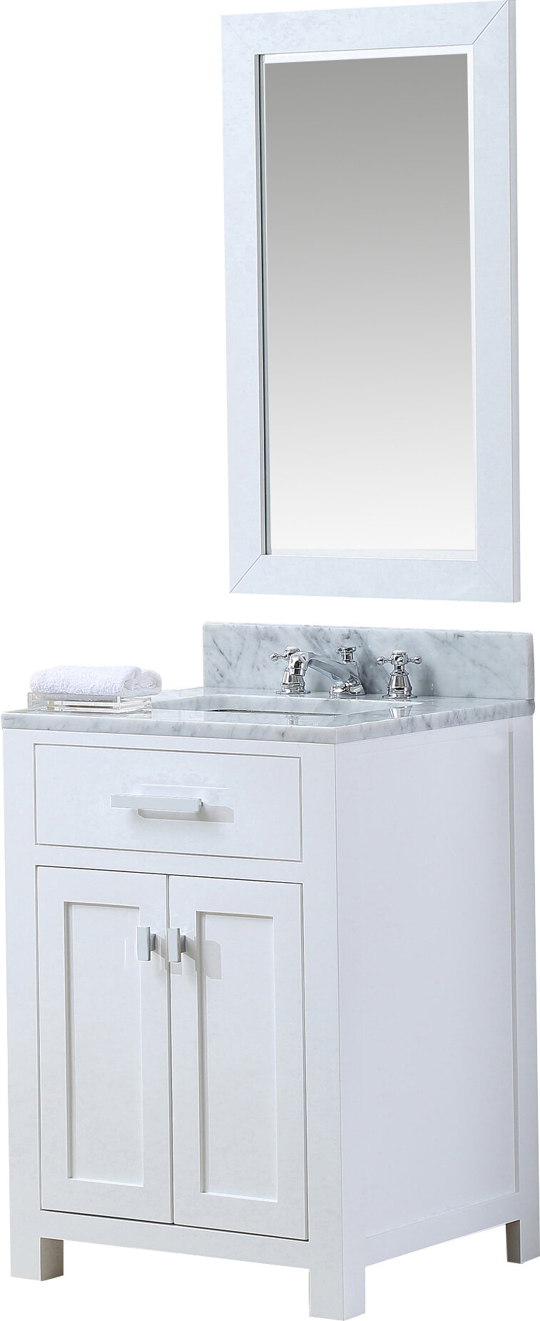 Andover Mills Raven 30 Single Bathroom Vanity Set Reviews