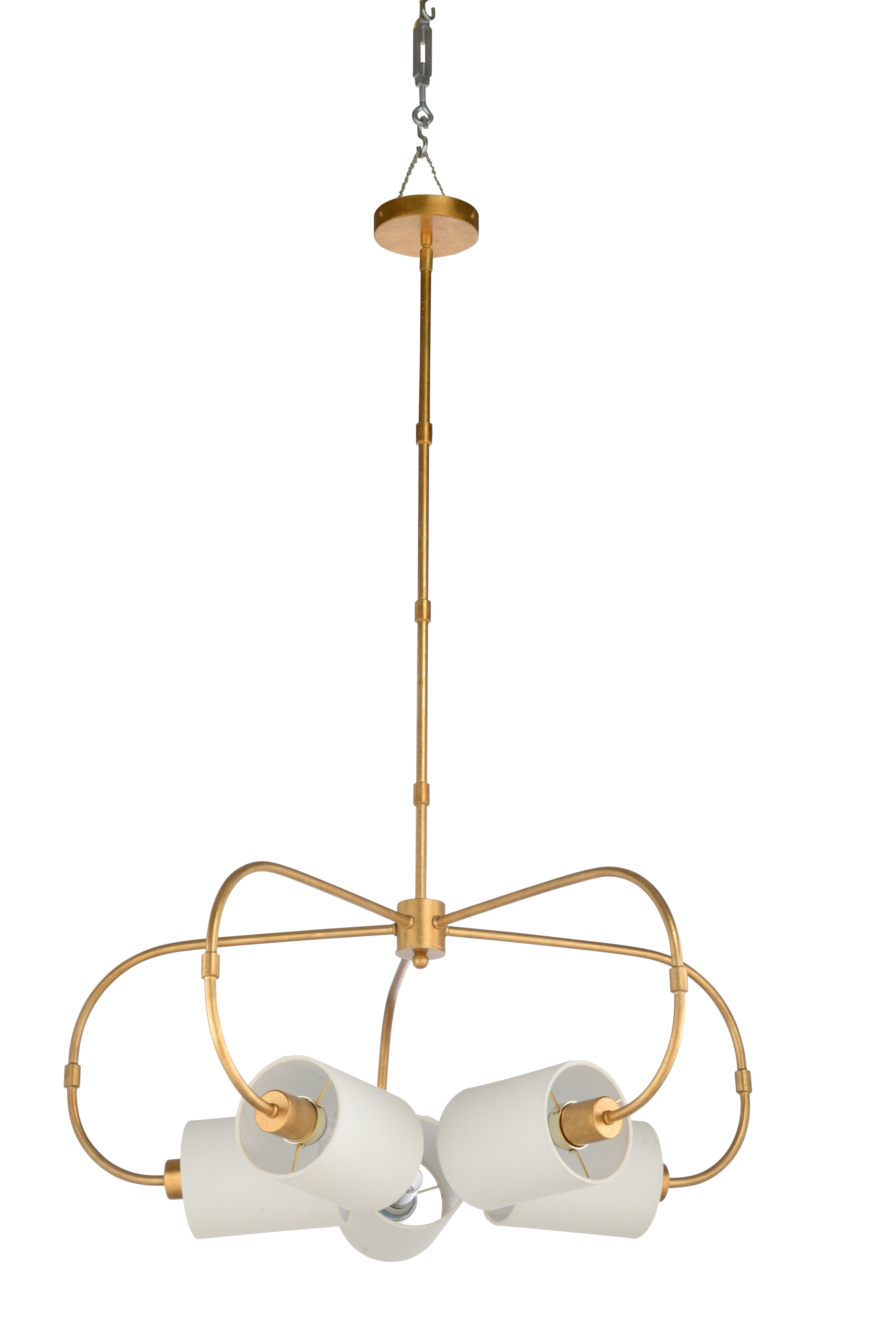 Chelsea House Ring 5 Light Shaded Classic Traditional Chandelier Perigold