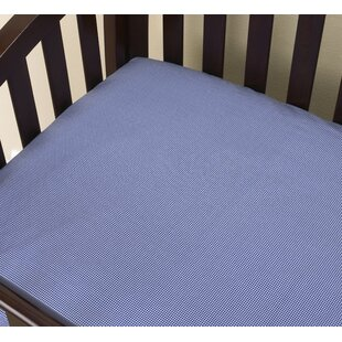 Find a Zechariah Fitted Crib Sheet By Zoomie Kids