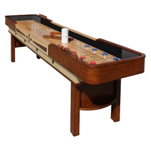 Merlot Shuffleboard Table