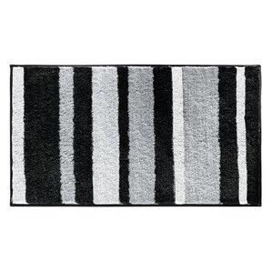 Gray Silver Bath Rugs Mats Youll Love Wayfair - Black chenille bath rug for bathroom decorating ideas