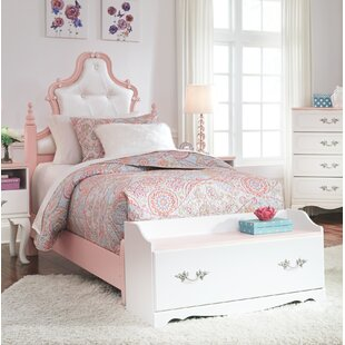 Stamp Platform Bed by Harriet Bee