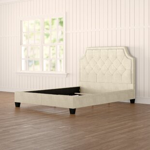 Rae Upholstered Platform Bed