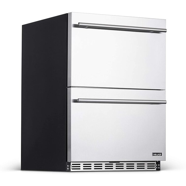 20 Bottle and 80 Can Dual Zone Built-In Dual Zone Built-In Wine and Beverage Refrigerator