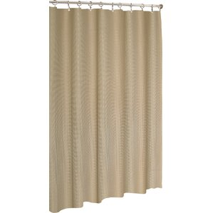 Brown Shower Curtains Youll Love Wayfair - Brown and beige shower curtain