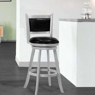 Burse 29 Swivel Bar Stool by Winston Porter
