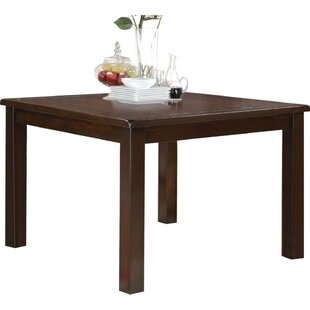 Nakayama Wooden Dining Table Winston Porter
