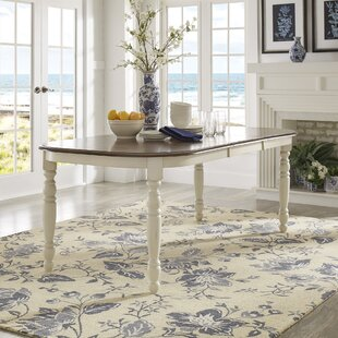 Whiteland Extendable Dining Table by Three Posts Find