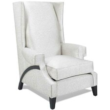 Vallecillo Upholstered Wingback Chair by Brayden Studio