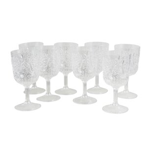Keating 16 oz. Acrylic Goblet (Set of 8)