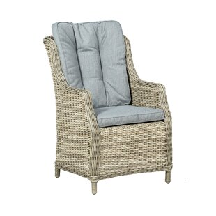 Swindon Garden Chairs with Cushions (Set of 2) by Lynton Garden