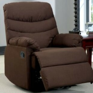 Tinker Plush Cushioned Manual Recliner