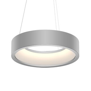Sonneman Tromme 1-Light LED Pendant
