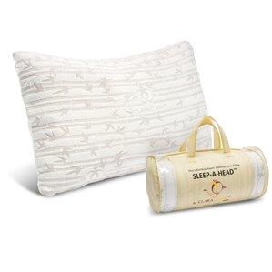 Memory Foam Pillow (Set of 2) by Clara Clark