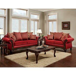 Astoria Grand Clayson Configurable Living Room Set