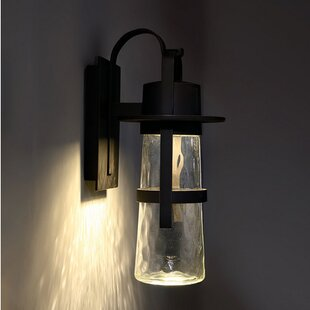 Balthus Outdoor Wall Lantern by Modern Fo..