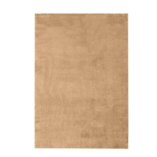 Westerham Tufted Brown Rug by Charlton Home