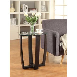 Compare prices Grovetown End Table ByLatitude Run
