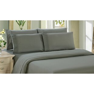Byrnes Comfort Soft Solid Color Flat Sheet