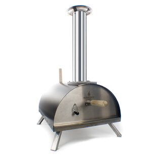 Wood Burning Pizza Oven By Symple Stuff