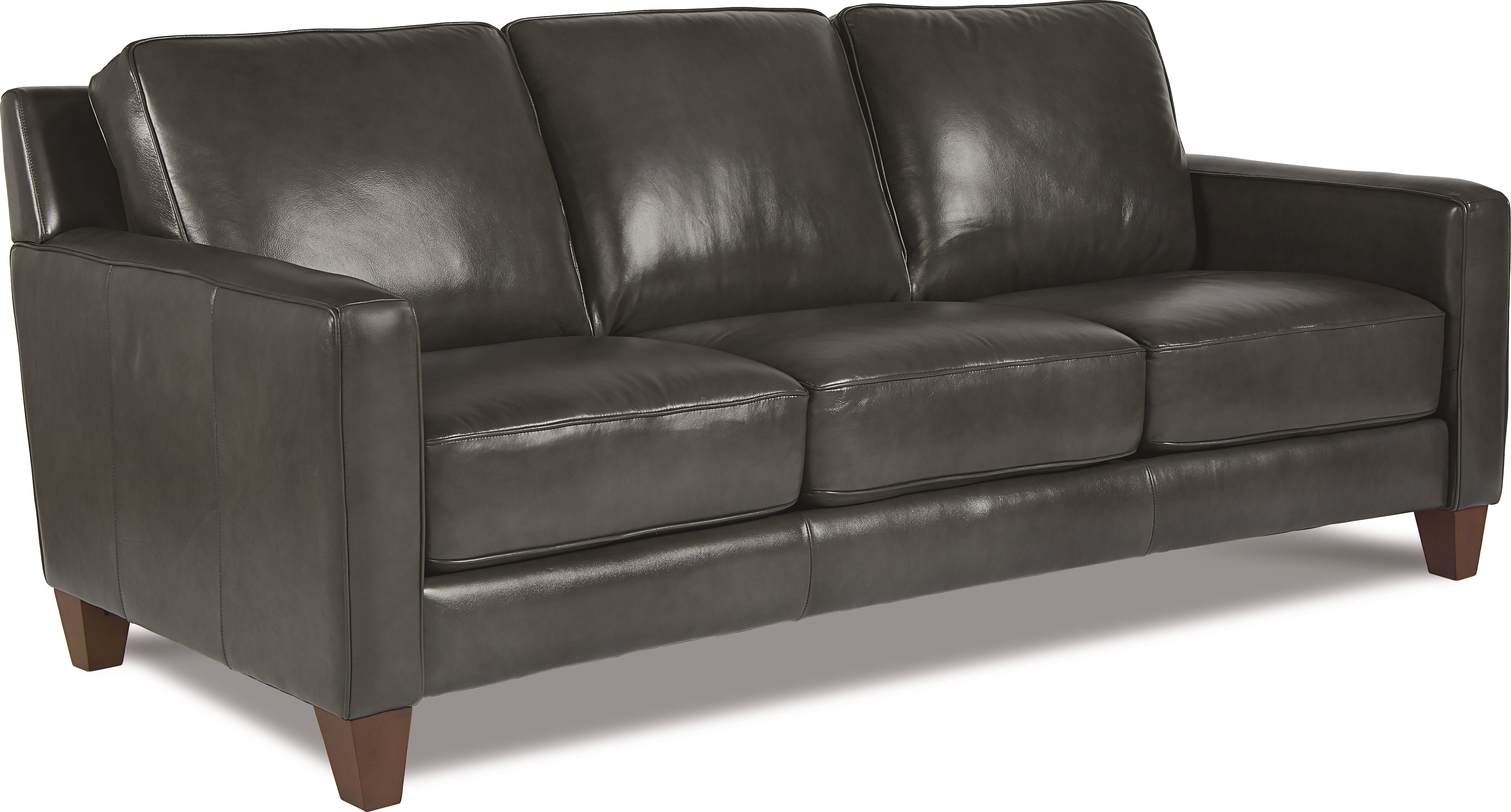 La-Z-Boy Archer Leather Sofa & Reviews | Wayfair