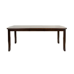 Birchover Dining Table Red Barrel Studio