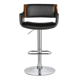 Corena 33 Swivel Bar Stool by Wrought Studio