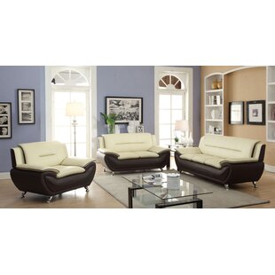 Hiers 3 Piece Living Room ..