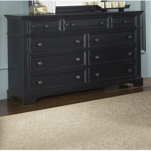 Linda 9 Drawer Dresser by Darby Home Co