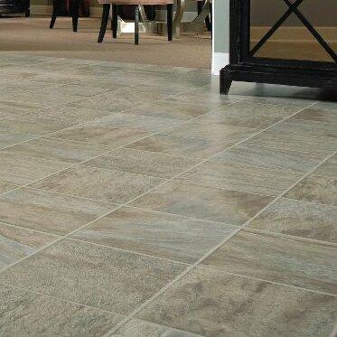 Bruce Flooring Gardenstone 12 X 48 X 8mm Tile Laminate Flooring In