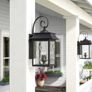 Find for Ericsson Outdoor Wall Lantern By Alcott Hill