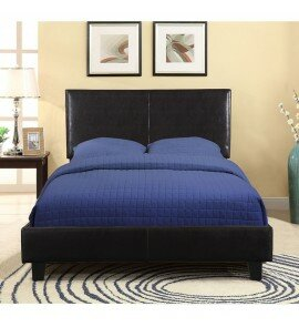 Castanon Upholstered Platform Bed