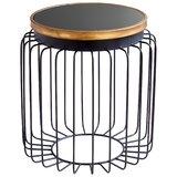 Brandy End Table by Cyan Design