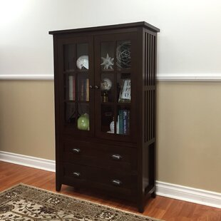 Gaudreau 2-Drawer China Cabinet