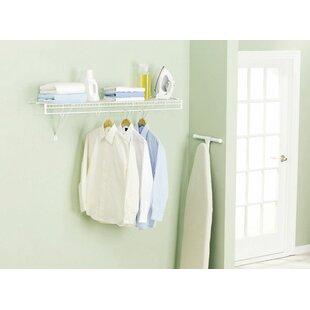 Brunton Free Slide Kit Wall Shelf by Rebrilliant