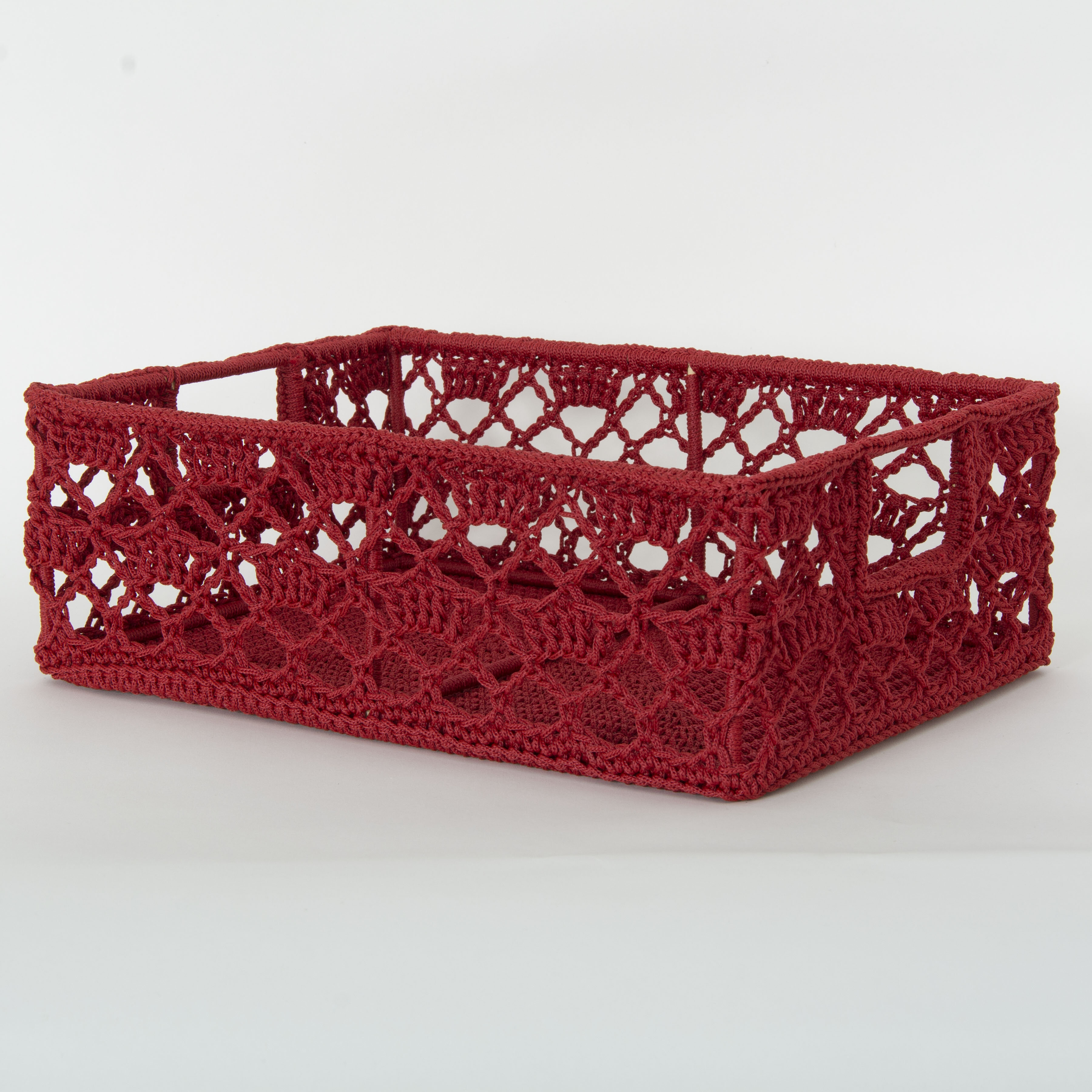 Rectangle Red Storage Baskets You Ll Love In 2021 Wayfair