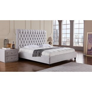 Framingham Upholstered Platform Bed by Rosdorf Park