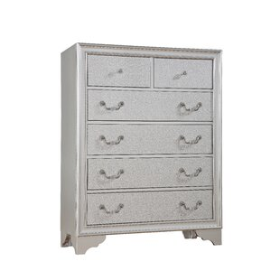 Fritz 6 Drawer Gentleman's Chest