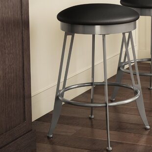 Library Luxe Style 30 Swivel Bar Stool Amisco