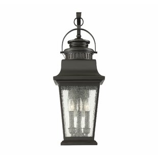 Covarrubias 3-Light Outdoor Wall Lantern ..