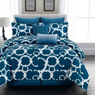 Winston Porter Margret 7 Piece Comforter Set