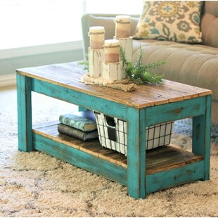 Lake Coffee Table By Rosecliff Heights