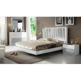 Celina Panel Bed