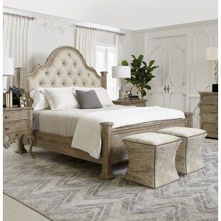 Campania Panel Configurable Bedroom Set by Bernhardt
