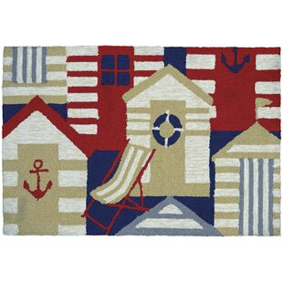 Grant Cabana Doormat by Breakwater Bay