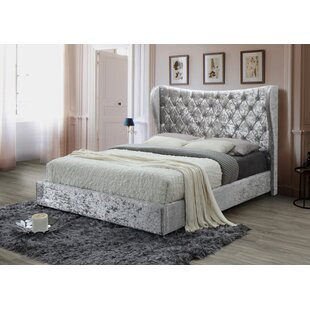 Reviews Horace Modern Queen Upholstered Platform Bed by Rosdorf Park Reviews (2019) & Buyer's Guide
