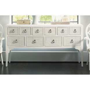 Ivory Key Spanish Point Buffet Table by Tommy Bahama Home