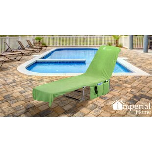 Freeport Park 2 in 1 Terry Cloth Chaise P..